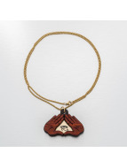 Good Wood NYC Necklace NYC Secret Society gold