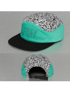 Grimey Wear 5 Panel Cap Rock Creek colored