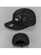 Grimey Wear 5 Panel Caps black