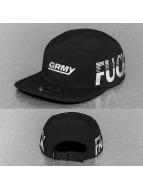 Grimey Wear 5 Panel Caps zwart