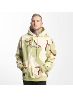 Grimey Wear Hoodie Natural Camo camouflage