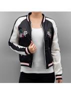 Hailys Bomber jacket Floria black