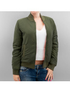 Hailys Bomber jacket Bomberjacke green