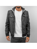 Hailys Leather Jacket black