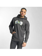 Hands of Gold Hoodie All Day gray