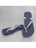 Havaianas Slipper/Sandaal blauw