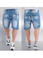Humör Shorts blau