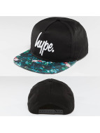 HYPE Snapback Cap Garden Leaf black