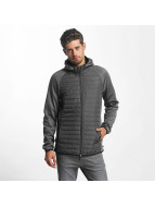 Jack & Jones Lightweight Jacket jjtMulti gray