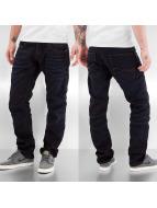 Jack & Jones Loose Fit Jeans blau