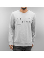 Jack & Jones jcoZack Sweatshirt Light Grey Melange