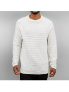 Jack & Jones Pullover jcoWind white