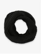 Jack & Jones Scarve / Shawl jacWaffle Knit black