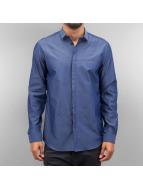 Jack & Jones Shirt jcoDobby blue