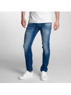 Jack & Jones Slim Fit Jeans jjiGlenn jjDash blue