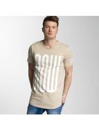 Jack & Jones T-Shirt jcoElke beige