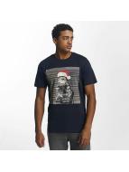 Jack & Jones T-Shirt jorKnock blue