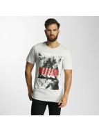 Jack & Jones jcoMango Fire T-Shirt Oyster Mushroom2