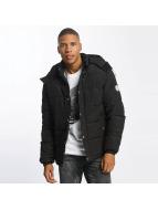 Jack & Jones Winter Jacket joFigure black