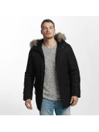 Jack & Jones Winter Jacket jcoLand black