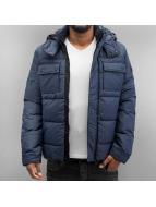 Jack & Jones Winter Jacket jcoCam blue