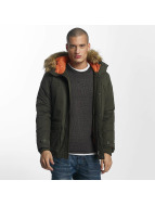 Jack & Jones Winter Jacket jjorMountain olive