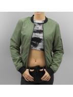 JACQUELINE de YONG College Jacket JDYJennifer olive