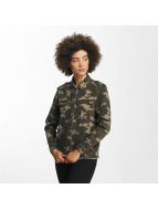 JACQUELINE de YONG Lightweight Jacket jdyFive camouflage