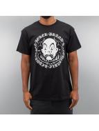 Joker T-Shirt Circle Clown black