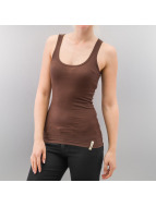 Joker Tank Tops Basic brown