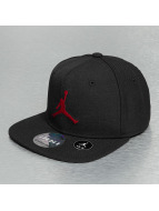 Jordan Fitted Cap schwarz