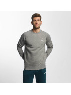 Jordan Pullover Flight Crew gray