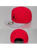 Jordan snapback cap rood