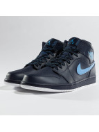 Jordan Sneakers 1 Mid blue