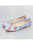Jumex Ballerine Summer Flower bleu