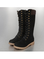 Jumex Boots-1 High black