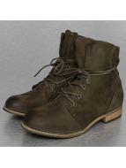 Jumex Boots/Ankle boots Basic green