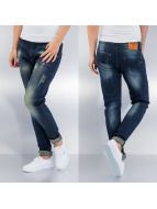 Just Rhyse Boyfriend jeans blauw