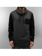 Just Rhyse Hoodie Turtleneck gray