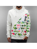 Just Rhyse Hoodie Sunny Boy white