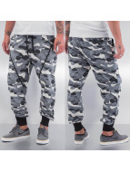 Just Rhyse joggingbroek camouflage