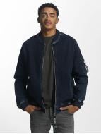 Lennox Jeans Jacket Blue...