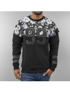 Just Rhyse Pullover 99 black