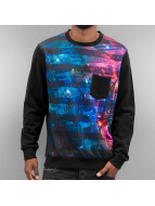 Just Rhyse Pullover City black