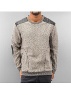 Just Rhyse Pullover gris
