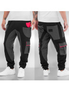Round Sweat Pants Black...