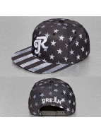 Just Rhyse Snapback Cap USA black