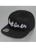 Just Rhyse Snapback Cap Läuft Bei Dir black
