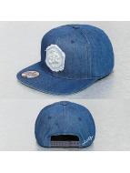 Just Rhyse Snapback Cap blau