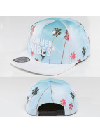Just Rhyse Snapback Cap Bayview blue
